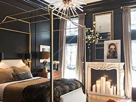 厉害了我的卧室 10个美式风卧室装修图