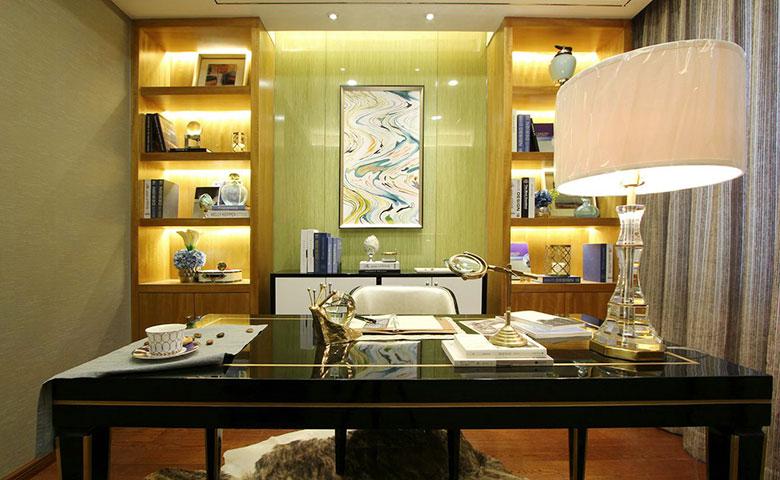 100㎡欧式两居室装修装饰图片