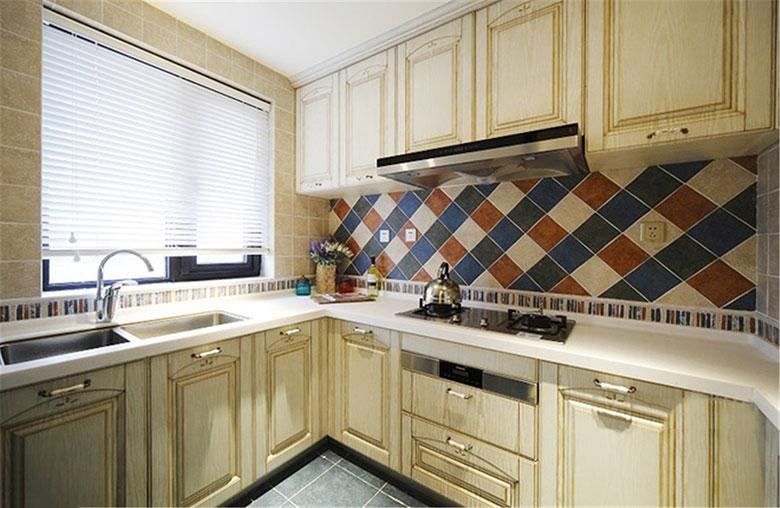 厨房装修效果图小户型带阳台的 -装修效果图案例 2018年装修效果图