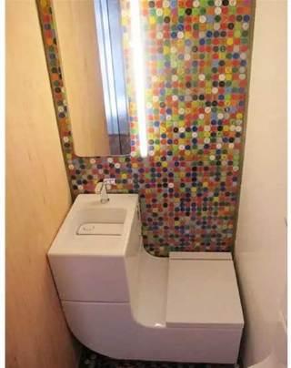 迷你卫生间设计构造图