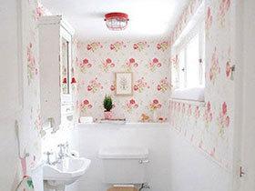 房以小为美  10个迷你卫生间装修实景图