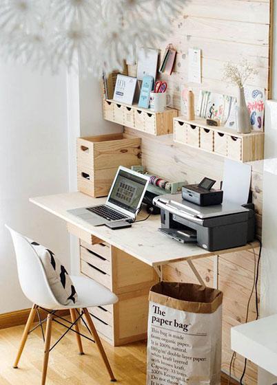 家庭工作室装饰欣赏图片
