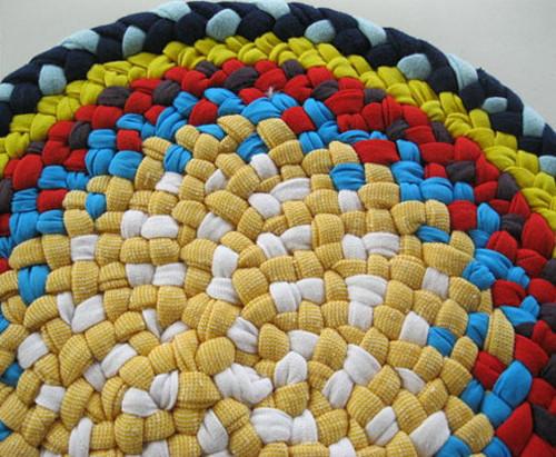 手工地垫是我们地毯最初的编织方法,但是后来随着时代的发展, 手工