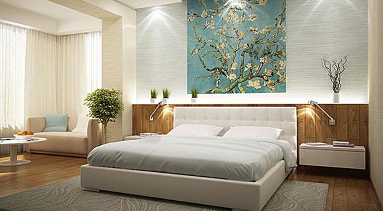 在家里臥室設計中軟裝設計有什么技巧