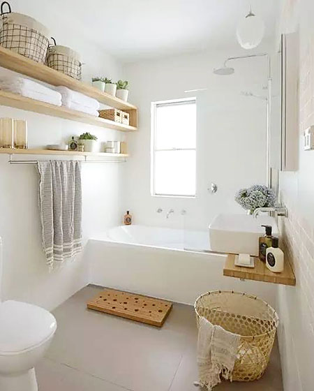 卫生间藤编脏衣篮设计图