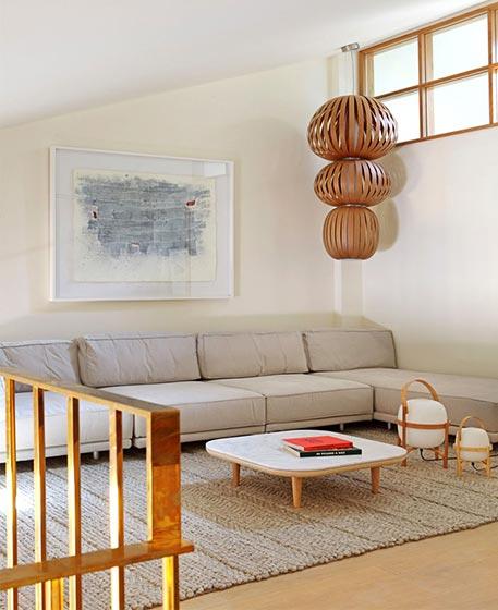 小客厅沙发布置图片