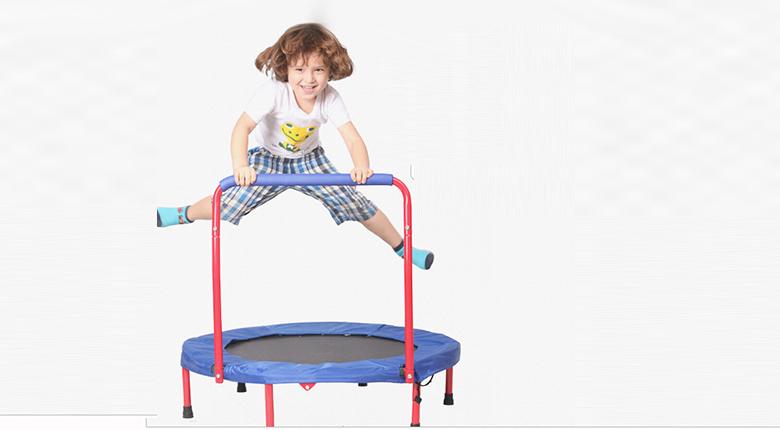 玩儿童蹦蹦床好不好 有哪些安全事项要注意