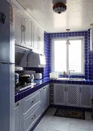 婚房厨房装饰图片