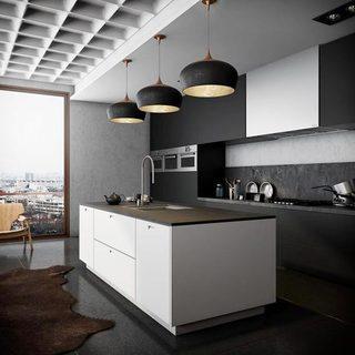 现代风格厨房装饰图片大全