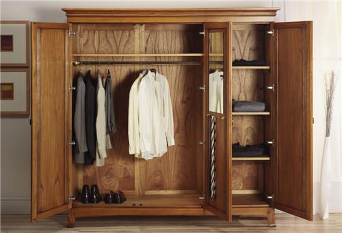 衣柜内部结构设计图(三)