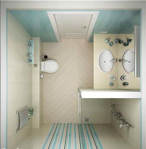 厕所 家居 设计 卫生间 卫生间装修 装修 500_510