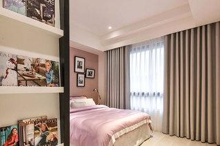 160平简约四居室儿童房效果图