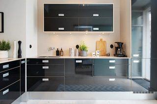 整体厨房设计实景图