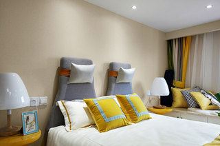 小户型loft装修次卧室装修图