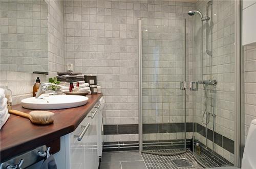 小户型卫生间设计效果图 以后小户型设计就靠它了!