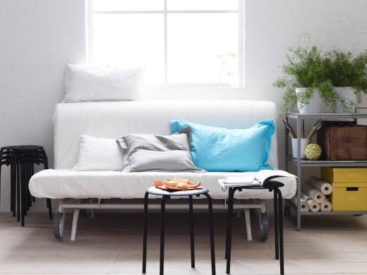 小户型多功能沙发床设计