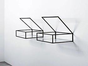 乐趣之家  10个创意置物架摆放图