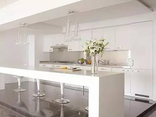 现代厨房装修效果图 六平米厨房让你大开眼界
