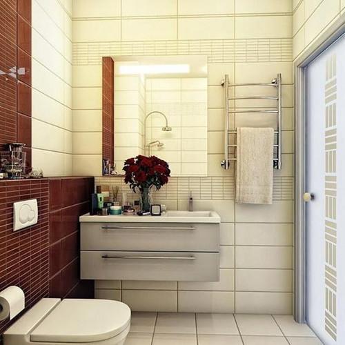 主卫生间装修效果图 高颜值主卧卫生间装修来袭