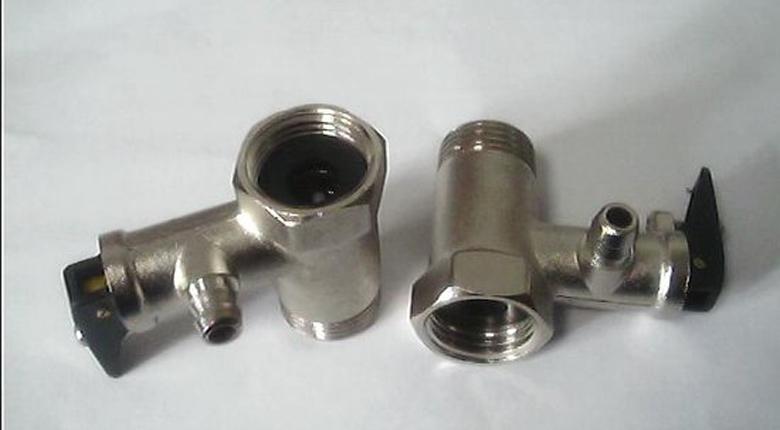 热水器安全阀是什么 热水器安全阀作用有哪些