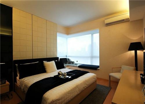 卧室飘窗设计效果图 赋予飘窗新的生命