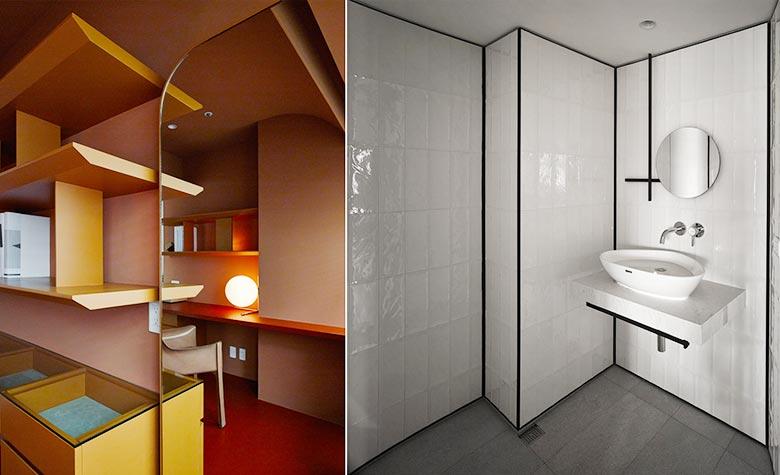 公寓卫生间设计装修图