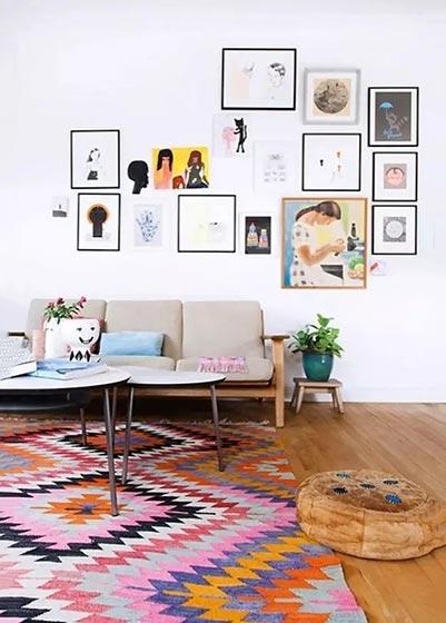 客厅装饰欣赏图