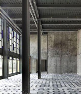 灰色系公寓设计效果图