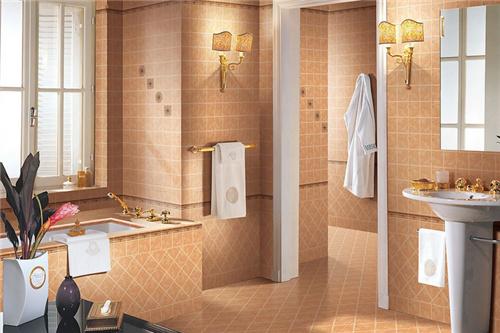 整体卫浴效果图 让卫浴空间增加一平米
