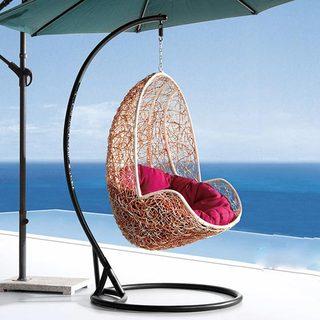 室外吊椅设计实景图