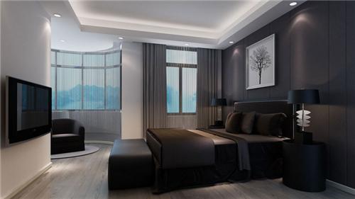 卧室颜色搭配图片欧式