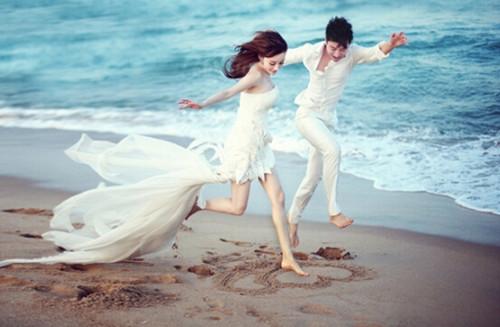 青岛婚纱照图片欣赏 青岛婚纱摄影基地有哪些