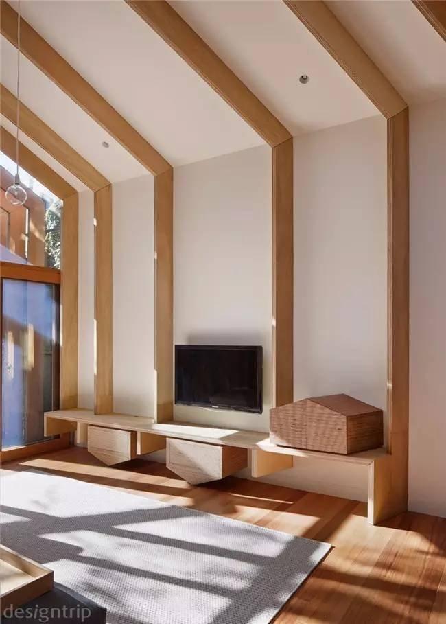 细长型房屋整体设计