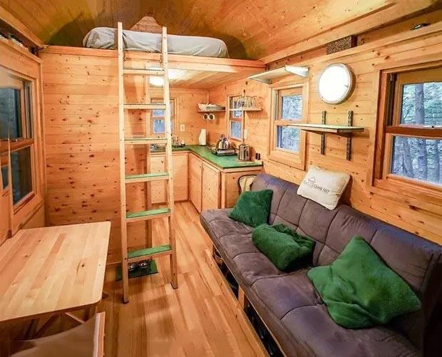 10-20平米家居设计构造图