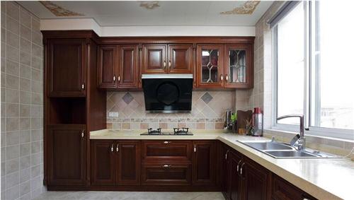 2016厨房装修效果图大全