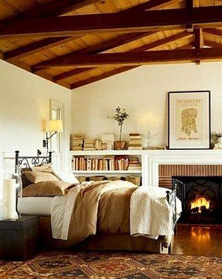 木制卧室装修装饰效果图
