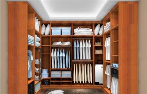 转角衣柜效果图 转角衣柜怎么设计才好看?图片