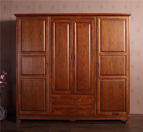 衣柜拉手效果图 同样的卧室不同风格的拉手设计