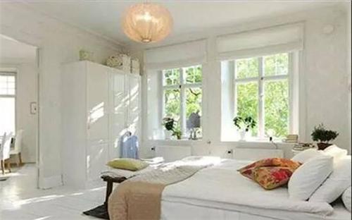 小户型主卧装修效果图 4款简约风格卧室设计