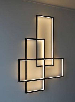 创意壁灯设计欣赏图