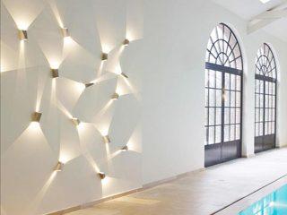 创意壁灯构造图片