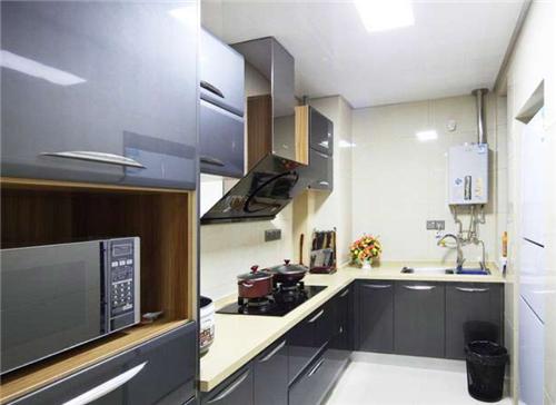 90平米房子装修效果图 90平米房子打造现代美居