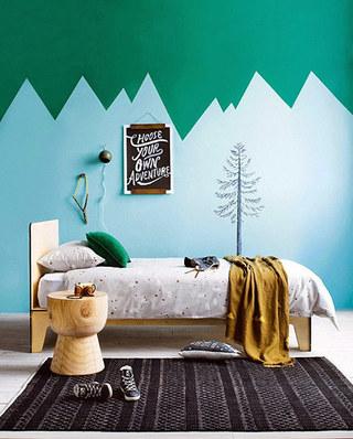 11个卧室地毯效果图 舒适温暖从地面开始3/12