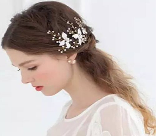 新娘晚礼服发型图片有哪些 晚礼服发型怎么设计好看