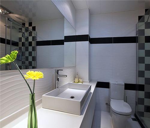 5平米卫生间装修效果图 小户型浴室装修设计案例