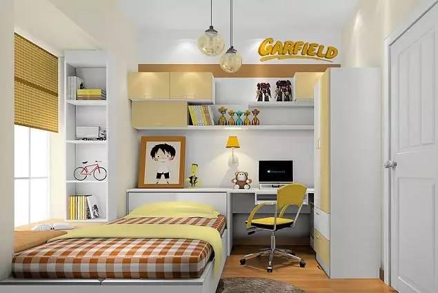 榻榻米儿童房装修效果图 让孩子快乐成长的儿童房图片