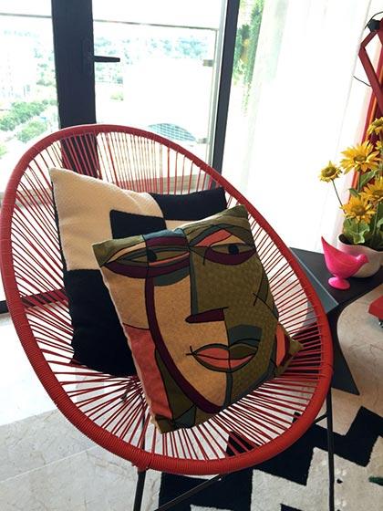 椅子布置摆放图
