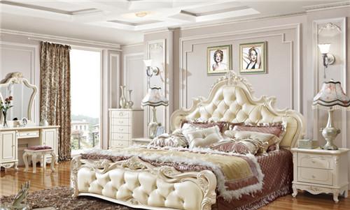 卧室婚房装修效果图 结婚卧室怎么装修图片