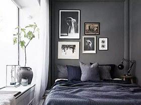 10个照片墙装修效果图 摆照片也要拼颜值