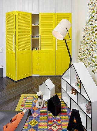 卧室衣柜整理设计参考图
